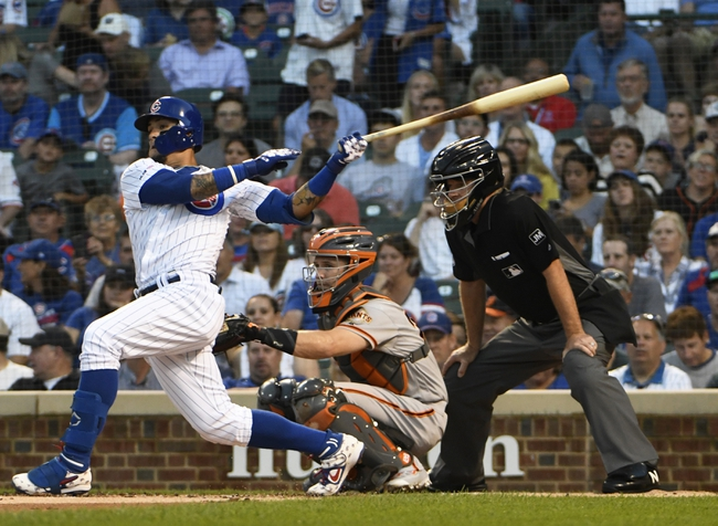 Chicago Cubs vs. San Francisco Giants - 8/21/19 MLB Pick, Odds, and Prediction