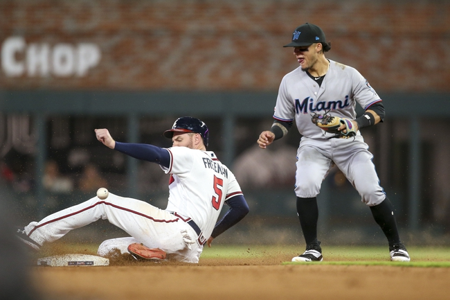 Atlanta Braves vs. Miami Marlins - 7/21/20 MLB Pick, Odds, and Prediction