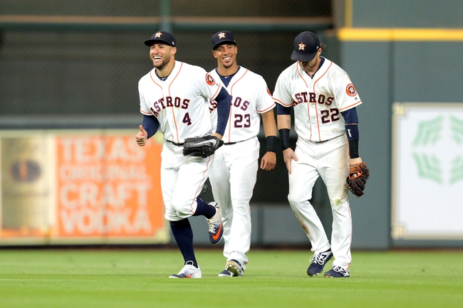 Houston Astros vs. Detroit Tigers - 8/21/19 MLB Pick, Odds, and Prediction