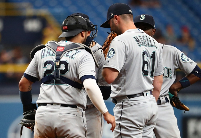 Seattle Mariners vs. Toronto Blue Jays - 8/23/19 MLB Pick, Odds, and Prediction