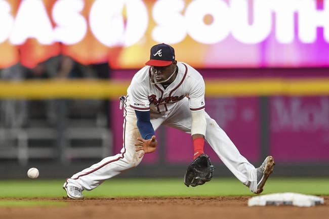 Atlanta Braves vs. Miami Marlins - 8/22/19 MLB Pick, Odds, and Prediction