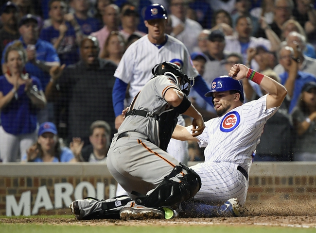 Chicago Cubs vs. San Francisco Giants - 8/22/19 MLB Pick, Odds, and Prediction