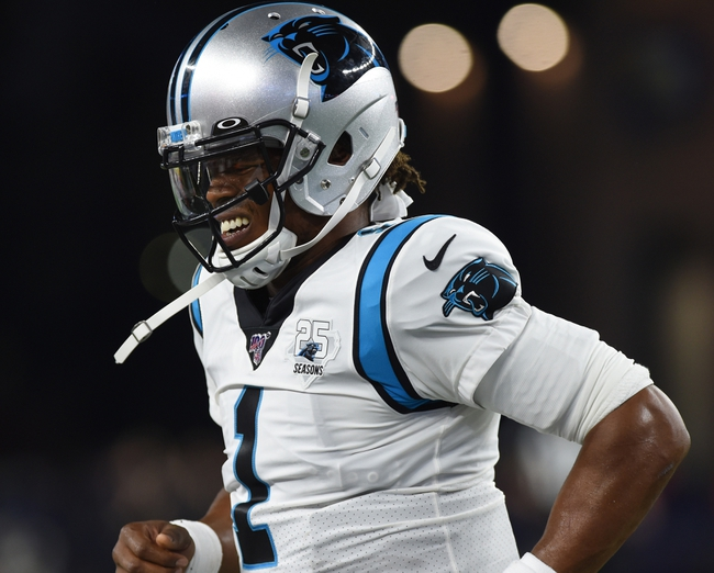 Los Angeles Rams at Carolina Panthers - 9/8/19 NFL Pick, Odds, and Prediction