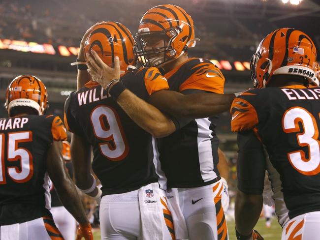 Cincinnati Bengals vs. Indianapolis Colts - 8/29/19 NFL Preseason Pick, Odds, and Prediction