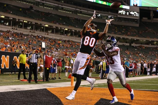 NFL Predictions: Cincinnati Bengals vs New York Giants 11/29/20 NFL Picks, Odds, Predictions
