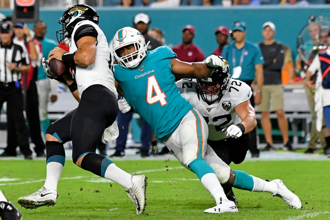 Tony T's Dolphins at Jaguars ATS SIDE 9-24-2020