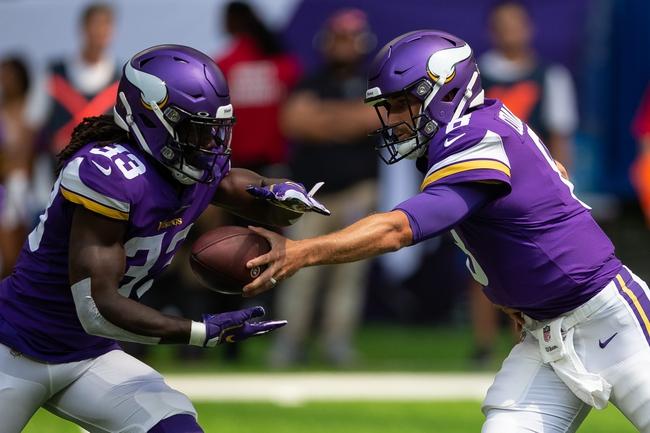 Minnesota Vikings vs. Oakland Raiders - 9/22/19 NFL Pick, Odds, and Prediction