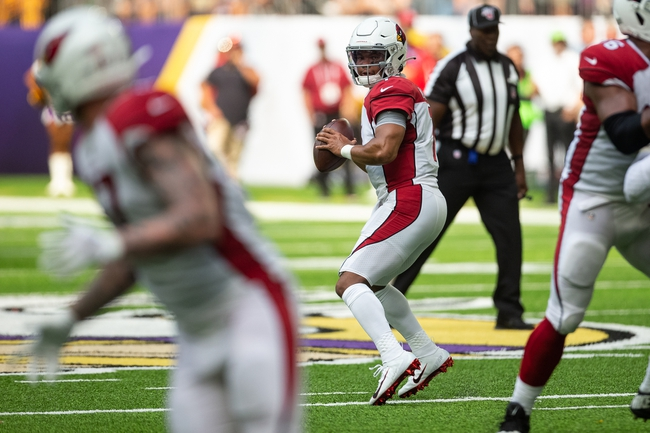 Arizona Cardinals vs. Detroit Lions - 9/8/19 NFL Pick, Odds, and Prediction
