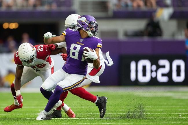 Buffalo Bills vs. Minnesota Vikings - 8/29/19 NFL Preseason Pick, Odds, and Prediction
