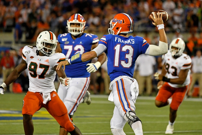 Florida vs. UT-Martin - 9/7/19 College Football Pick, Odds, and Prediction