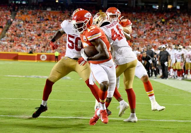 Kansas City Chiefs vs. San Francisco 49ers - 2/2/20 NFL Pick, Odds, and Prediction