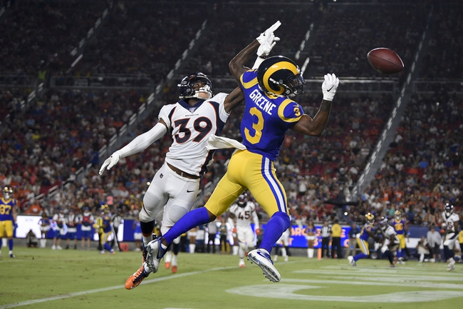 Los Angeles Rams vs. Denver Broncos - 5/24/20 Madden20 NFL Sim Pick, Odds, and Prediction