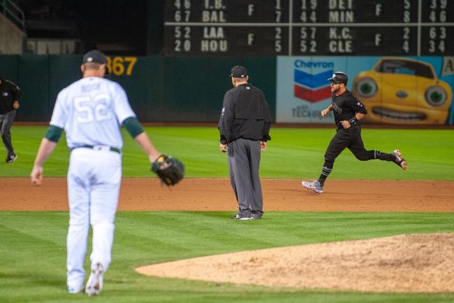 Oakland Athletics vs. San Francisco Giants - 8/25/19 MLB Pick, Odds, and Prediction