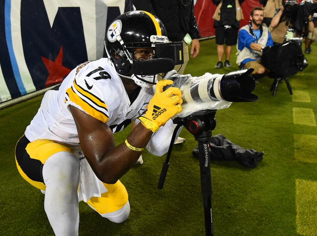 Pittsburgh Steelers vs. Seattle Seahawks - 9/15/19 NFL Pick, Odds, and Prediction