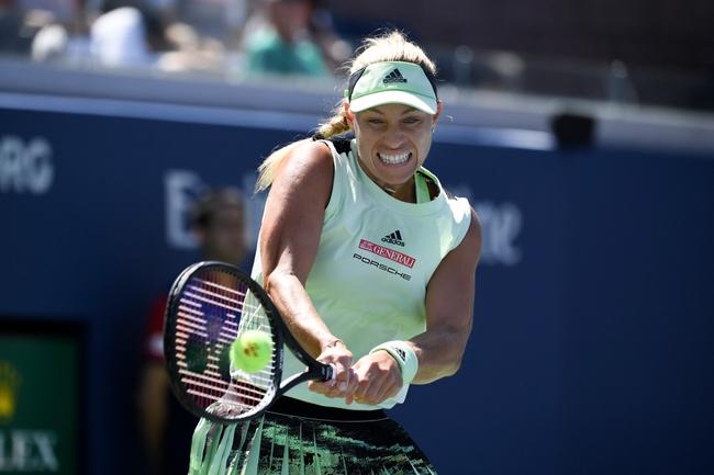 Angelique Kerber vs. Alison Riske - 9/9/19 Zhengzhou Open Tennis Pick, Odds, and Prediction