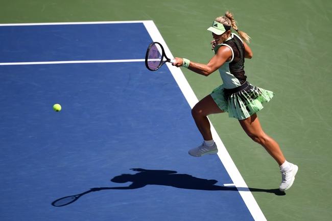 Angelique Kerber vs. Monica Puig - 9/23/19 Wuhan Open Tennis Pick, Odds, and Prediction