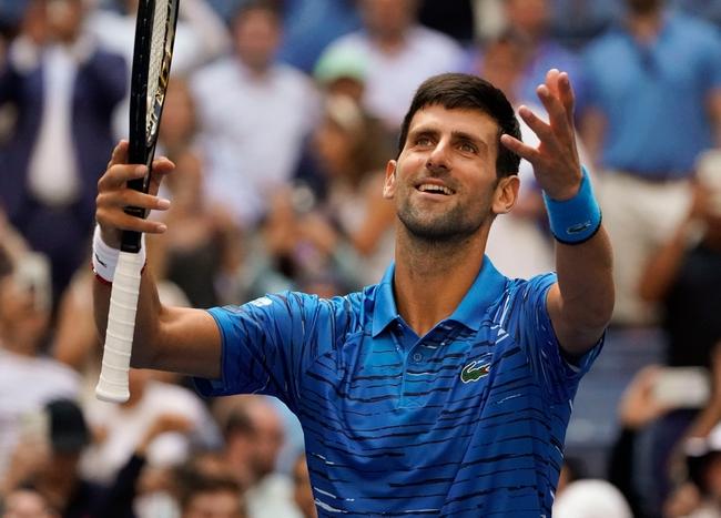 Novak Djokovic vs. Juan Londero - 8/28/19 US Open Tennis Pick, Odds, and Prediction