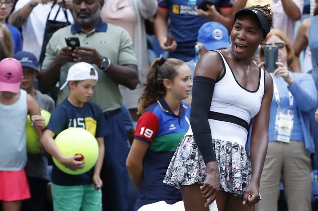 Venus Williams vs. Belinda Bencic - 9/30/19 China Open Tennis Pick, Odds, and Prediction