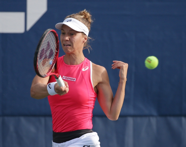Viktorija Golubic vs. Elena Rybakina - 9/13/19 Jiangxi Open Tennis Pick, Odds, and Prediction
