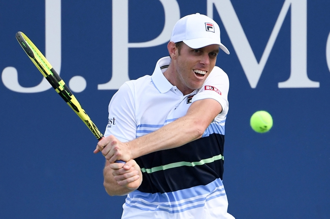 French Open: Sam Querrey vs. Andrey Rublev 9/29/20 Tennis Prediction