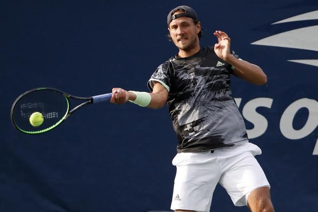Lucas Pouille vs. Elliot Benchetrit - 6/13/20 Ultimate Tennis Showdown Tennis Pick, Odds, and Predictions