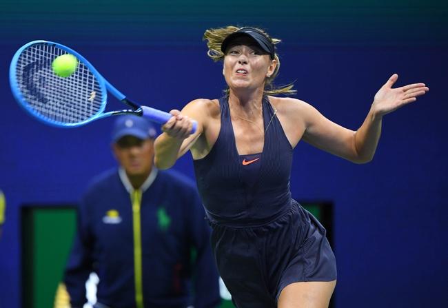 Maria Sharapova vs. Donna Vekić - 1/21/20 Australian Open Tennis Pick, Odds, and Prediction