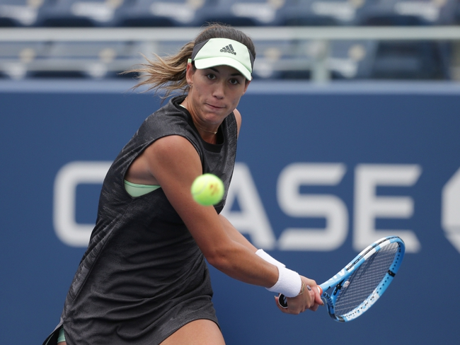 French Open: Garbine Muguruza vs. Danielle Collins - 10/03/20 Tennis Prediction
