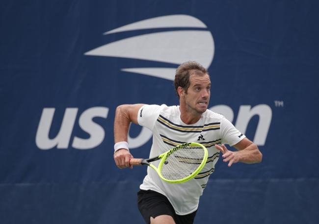Antwerp Open: Richard Gasquet vs. Alex De Minaur 10/21/20 Tennis Prediction