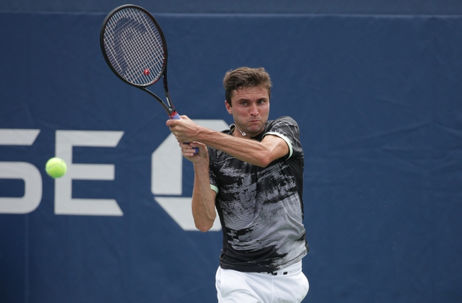 Gilles Simon vs. Harold Mayot - 2/17/20 Marseille Open Tennis Pick, Odds, and Predictions