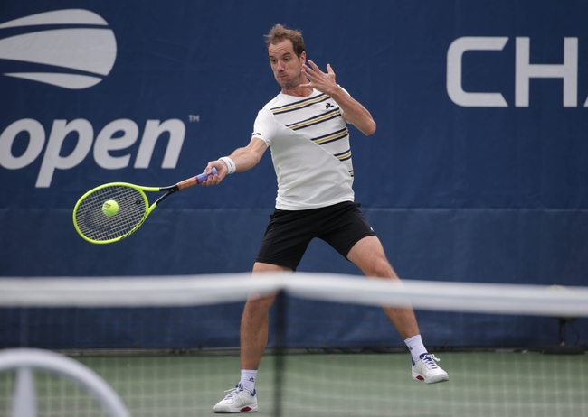 Mikael Ymer vs. Richard Gasquet - 2/17/20 Marseille Open Tennis Pick, Odds, and Predictions