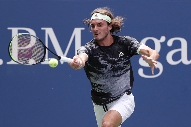Stefanos Tsitsipas vs. Philipp Kohlschreiber - 1/22/20 Australian Open Tennis Pick, Odds, and Prediction