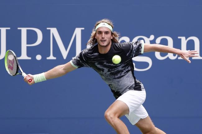 Stefanos Tsitsipas vs. Alexander Bublik - 2/26/20 Dubai Open Tennis Pick, Odds, and Predictions