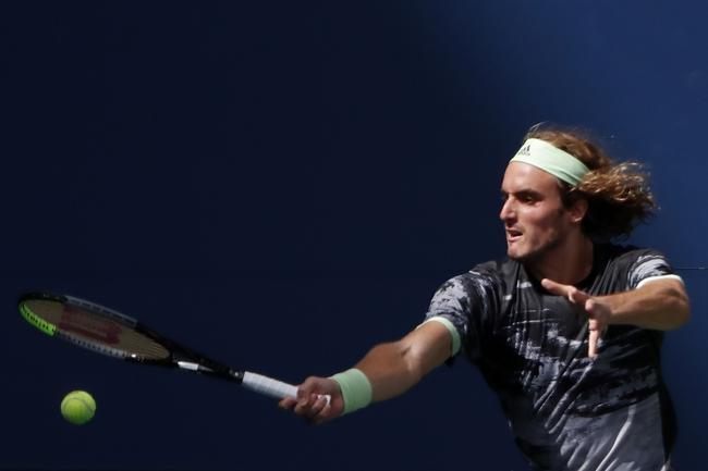 Stefanos Tsitsipas vs. Hubert Hurkacz - 10/10/19 Shanghai Masters Tennis Pick, Odds, and Prediction
