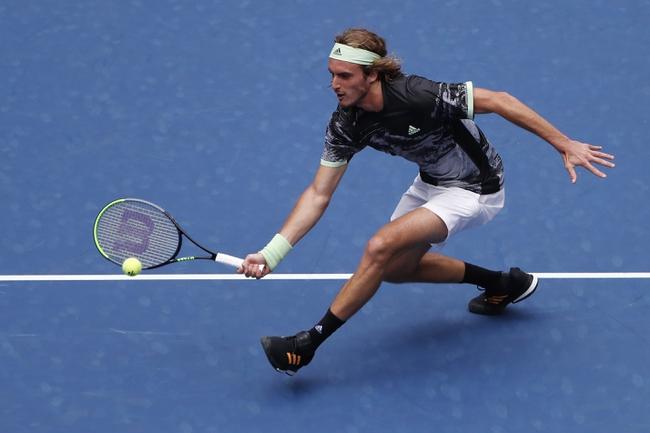Aljaz Bedene vs. Stefanos Tsitsipas - 2/13/2020 Rotterdam Open Tennis Pick, Odds, and Prediction