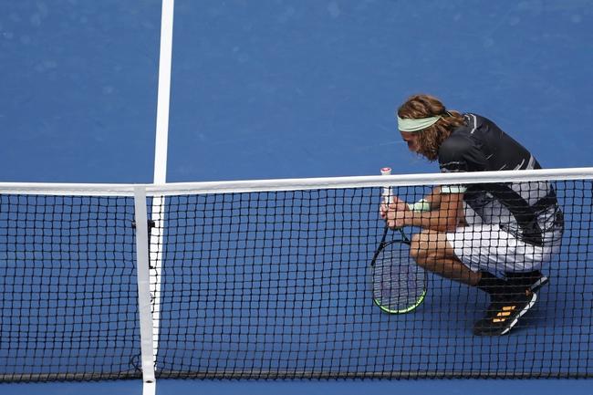 Stefanos Tsitsipas vs. Albert Ramos Vinolas - 10/22/19 Swiss Indoors Tennis Pick, Odds, and Prediction