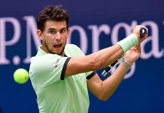 Dominic Thiem vs. Alexander Zverev - 1/31/20 Australian Open Tennis Pick, Odds, and Prediction
