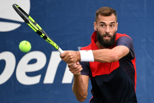 Benoit Paire vs. Alexei Popyrin - 6/27/20 Ultimate Tennis Showdown Tennis Pick, Odds, and Prediction