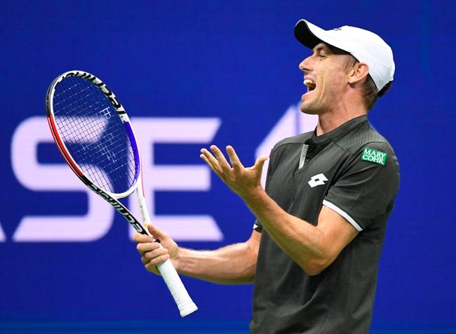Astana Open: Fernando Verdasco vs. John Millman 10/28/20 Tennis Prediction