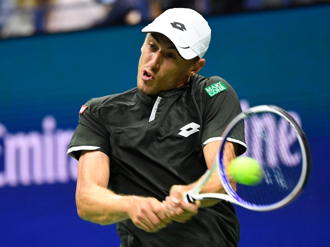 Cologne Championships: Fernando Verdasco vs. John Millman 10/20/20 Tennis Prediction
