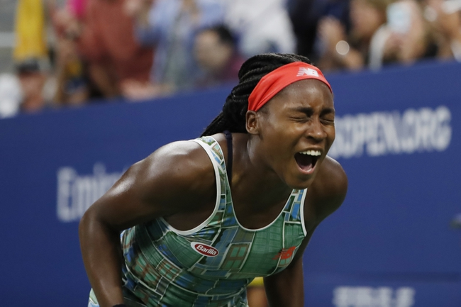 Coco Gauff vs. Timea Babos - 8/29/19 US Open Tennis Pick, Odds, and Prediction