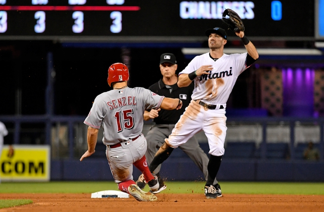 Miami Marlins vs. Cincinnati Reds - 8/28/19 MLB Pick, Odds, and Prediction