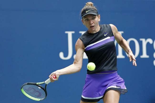 Simona Halep vs. Elise Mertens - 1/27/20 Australian Open Tennis Pick, Odds & Prediction