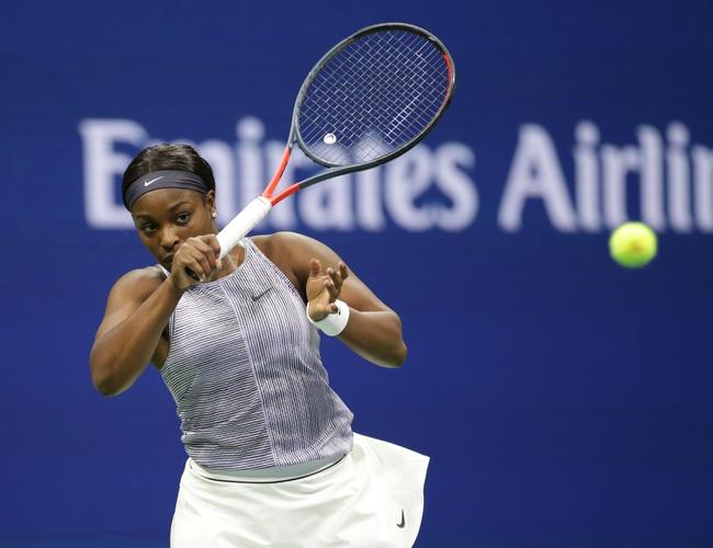 Sloane Stephens vs. Camila Giorgi - 9/18/19 Pan Pacific Open Tennis Pick, Odds, and Prediction