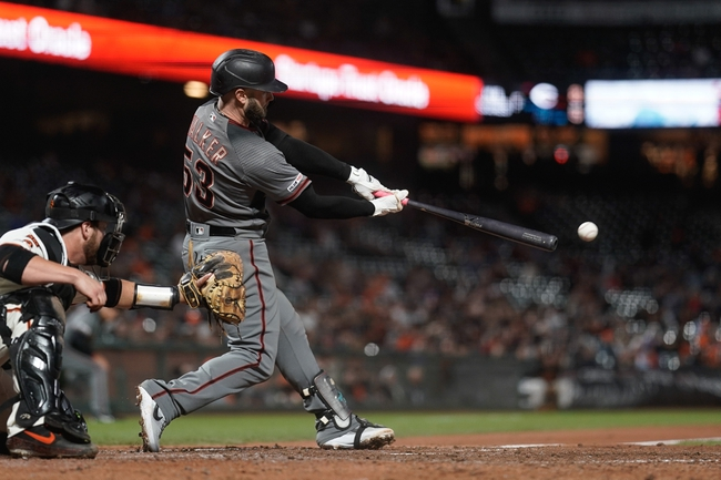 San Francisco Giants vs. Arizona Diamondbacks - 8/21/20 MLB Pick, Odds, and Prediction