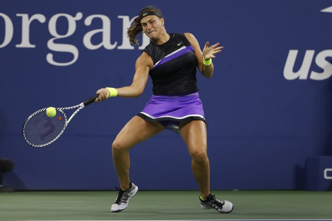 Aryna Sabalenka vs. Alison Riske - 9/28/19 Wuhan Open Tennis Pick, Odds, and Prediction