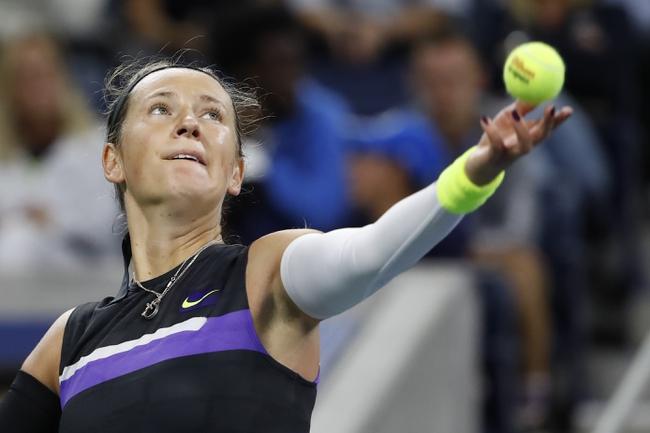Johanna Konta vs. Victoria Azarenka - 8/28/20 Cincinnati Tennis Pick, Odds, and Prediction