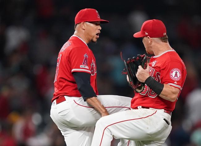 Los Angeles Angels vs. Texas Rangers - 8/28/19 MLB Pick, Odds, and Prediction