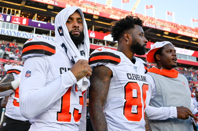 Cleveland Browns at San Francisco 49ers - 10/7/19 NFL Pick, Odds, and Prediction