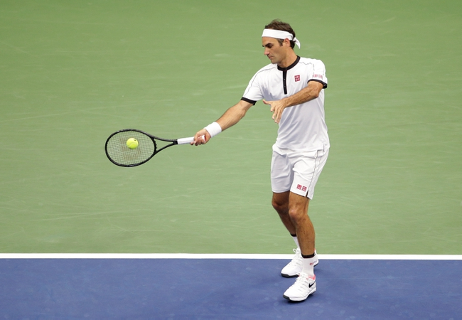 Roger Federer vs. Stefanos Tsitsipas - 11/16/19 ATP Finals Tennis Pick, Odds, and Prediction