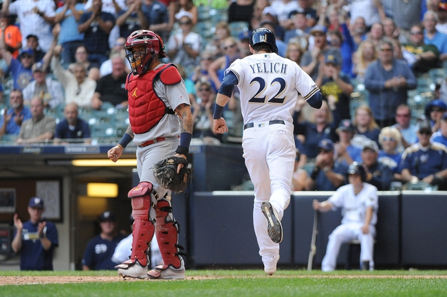 St. Louis Cardinals vs. Milwaukee Brewers - 9/13/19 MLB Pick, Odds, and Prediction